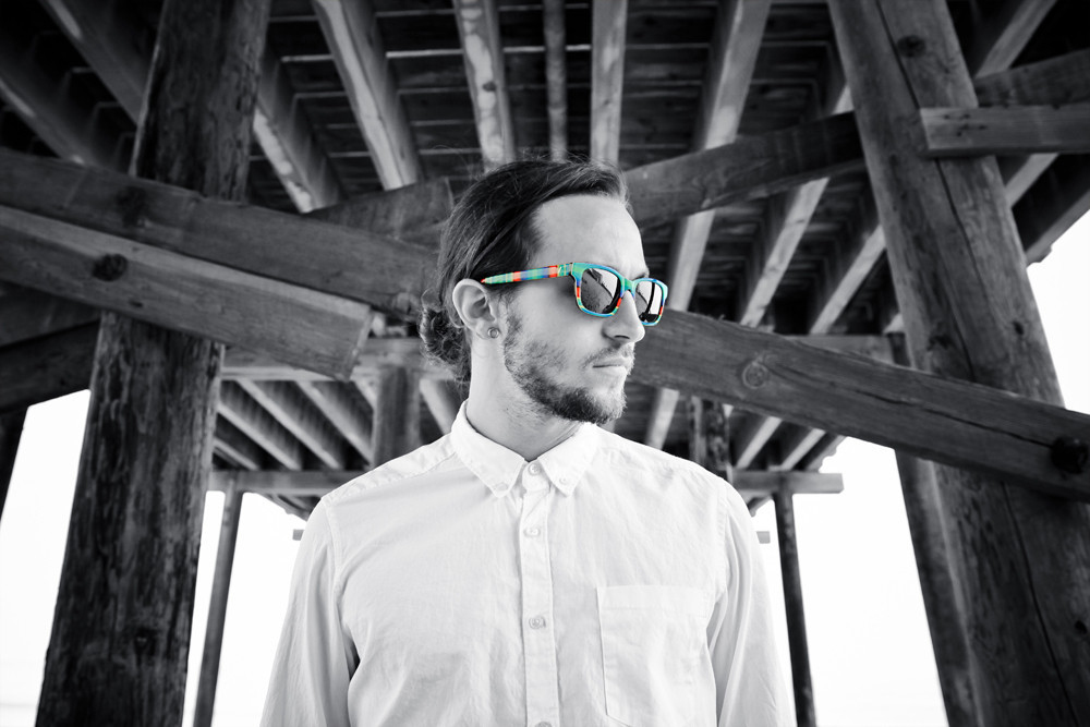Luis Ruano x LOOK/SEE Sunglasses