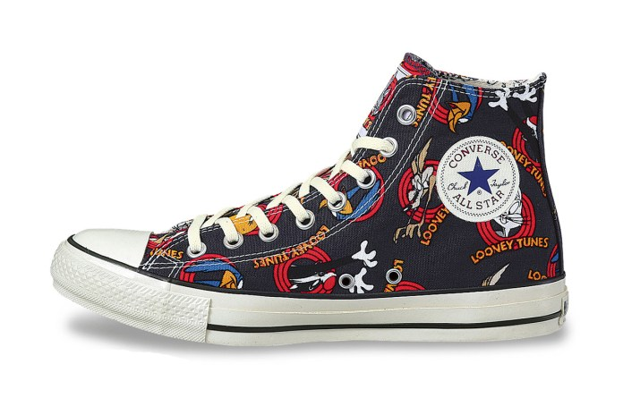 Looney Tunes x Converse All Star LT HI