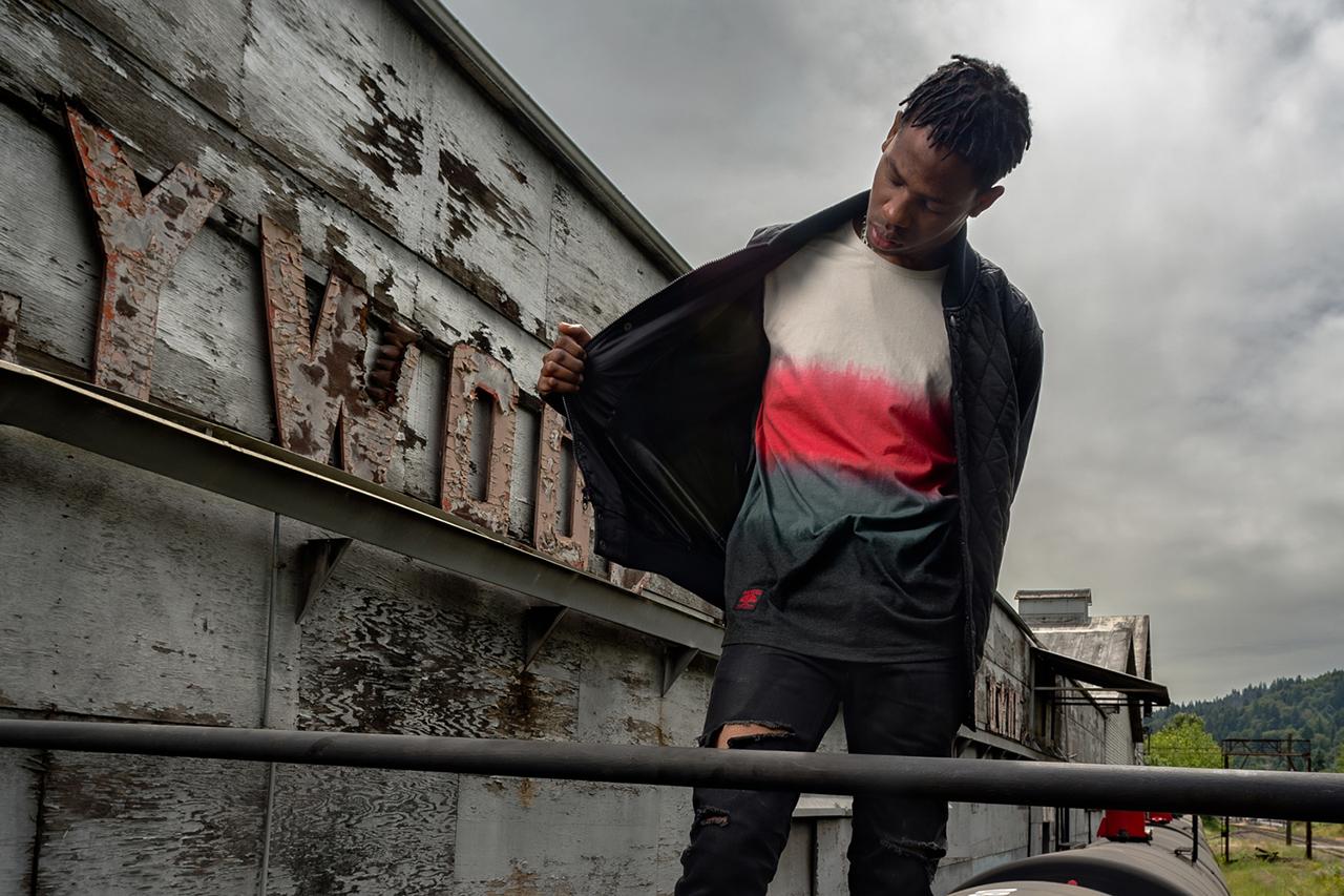 "LRG 2013 Fall ""Upper Echelon"" Lookbook featuring Travi$ Scott"