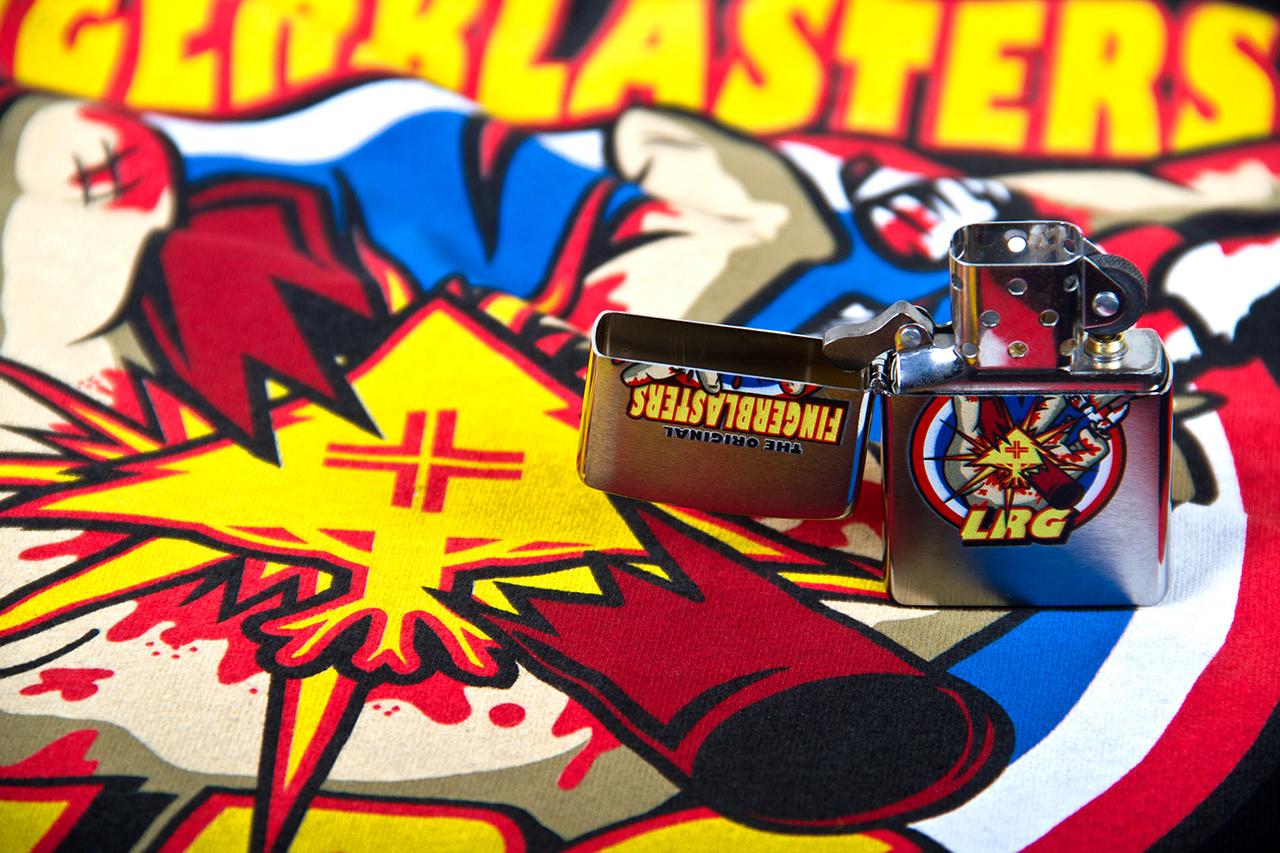 "LRG ""The Original Finger Blasters"" Capsule"