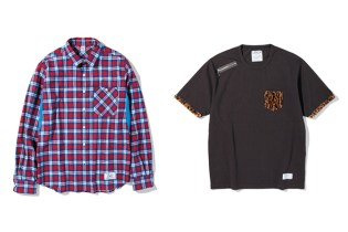 LUKER by NEIGHBORHOOD 2013 Fall/Winter July Releases