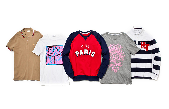 Maison Kitsuné 2013 Fall New Releases