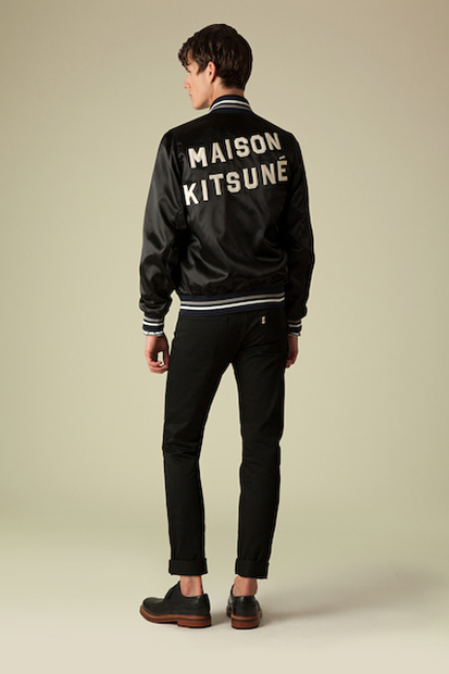 Maison Kitsuné 2014 Spring/Summer Collection