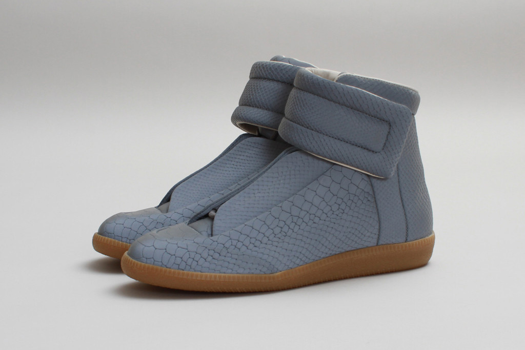 Maison Martin Margiela Streamlined High Top Grey/Reflective