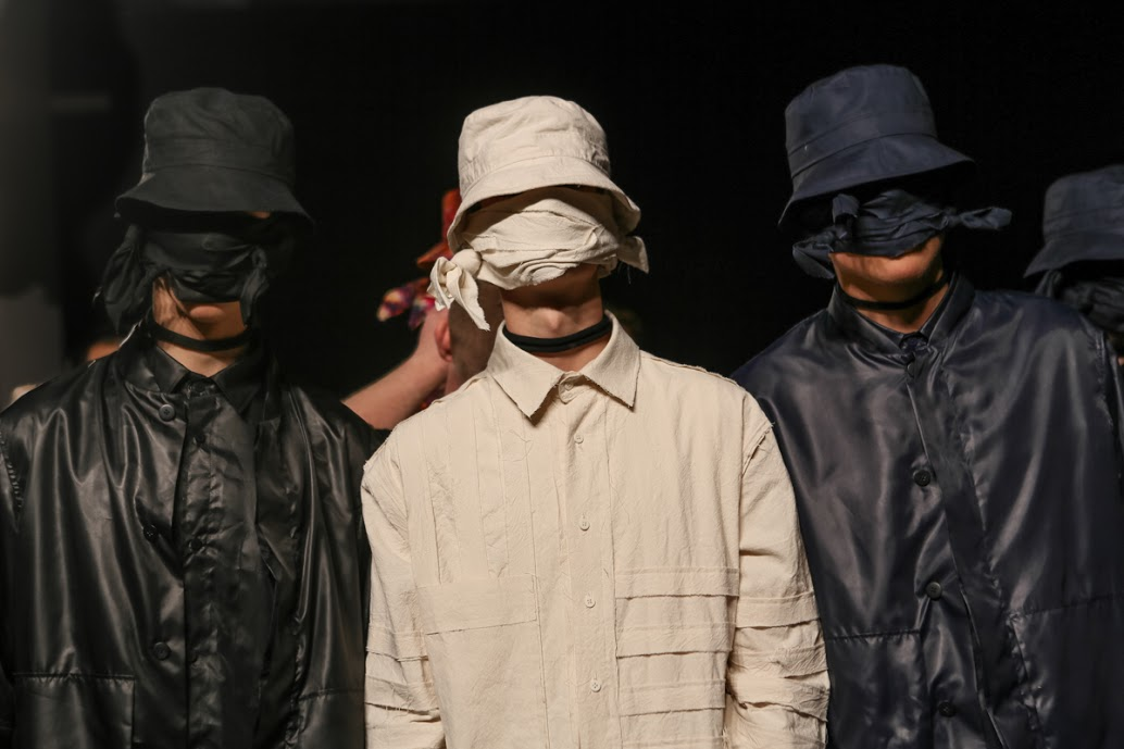 MAN 2014 Spring/Summer Backstage Visuals
