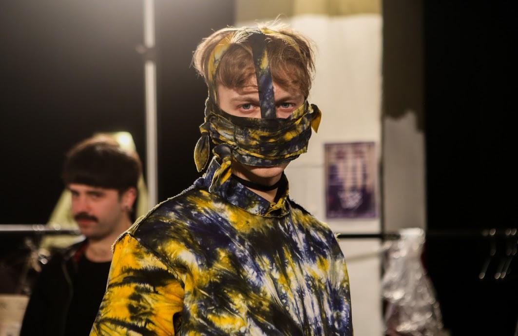 man 2014 spring summer backstage visuals