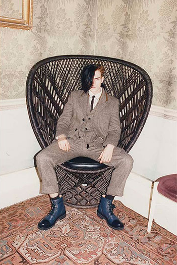 Marc Jacobs 2013 Fall/Winter Campaign
