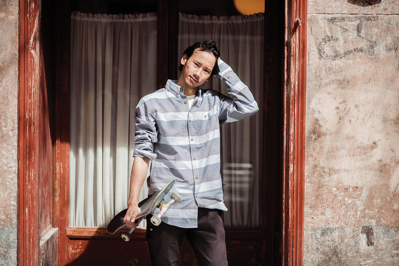 Mark Gonzales x adidas Skateboarding 2013 Capsule Collection Lookbook