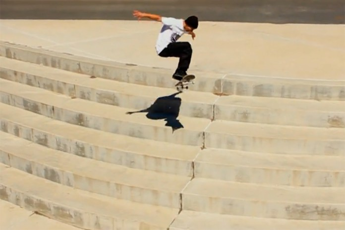Matix Clothing Welcomes Zack Wallin to its Skate Team