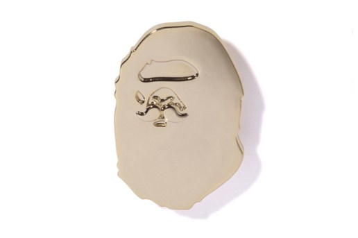 Mr. Bathing Ape 2013 Fall/Winter APE HEAD PIN