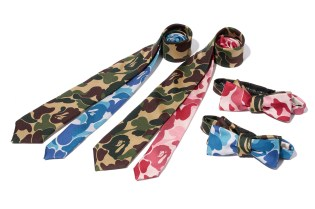 Mr. Bathing Ape 2013 Spring/Summer Ties
