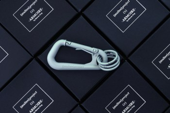 (multee)project x ARMOIRE by Marcus Troy Type-1 Carabiner