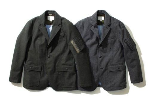 nanamica 2013 Fall GORE-TEX® Field Jacket