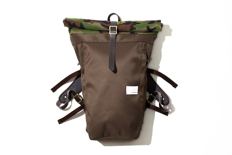 nanamica 2013 Fall/Winter Bag Collection