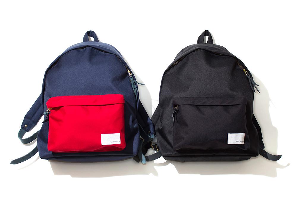 nanamica 2013 fall winter bag collection
