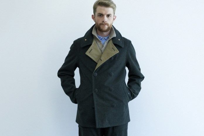 "nanamica 2013 Fall/Winter ""One Ocean, All Lands"" Lookbook"