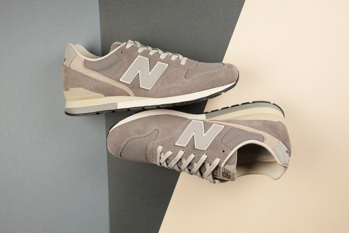 New Balance 2013 Fall M996 Revlite Collection