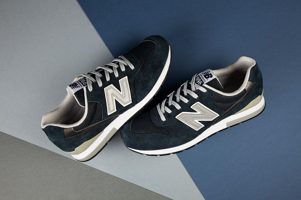 New Balance 2013 Fall M996 Revlite Collection