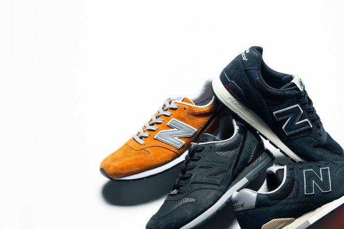 New Balance MRL996 25th Anniversary Special Edition Collection Preview