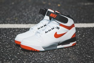 Nike 2013 Summer Air Revolution White/University Red