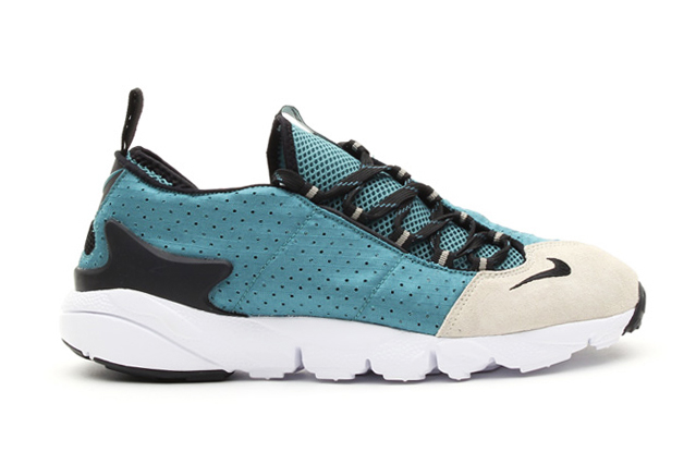 nike air footscape motion mineral teal