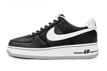"Nike Air Force 1 Low ""Vandal"" Black/White"