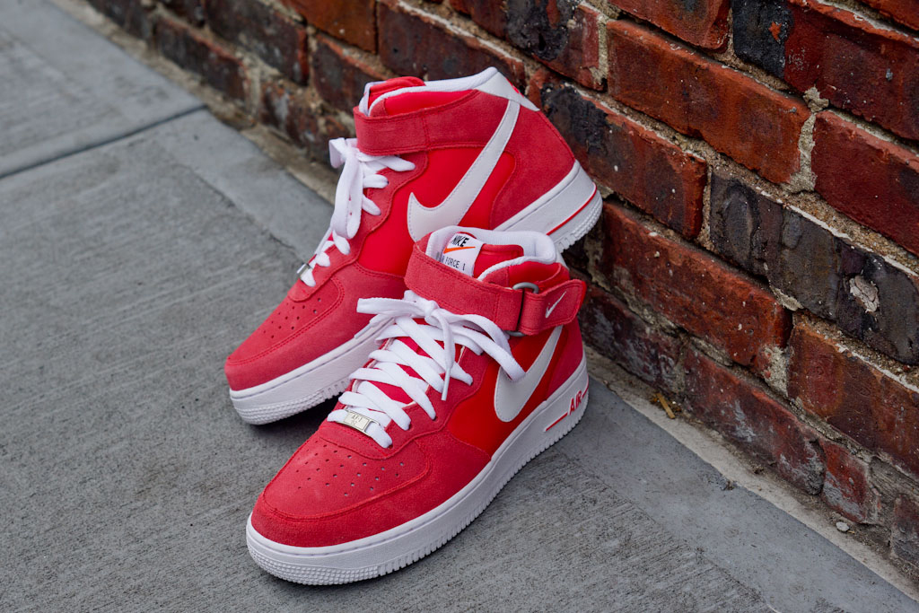 "Nike Air Force 1 Mid ""Blazer"" Pack"