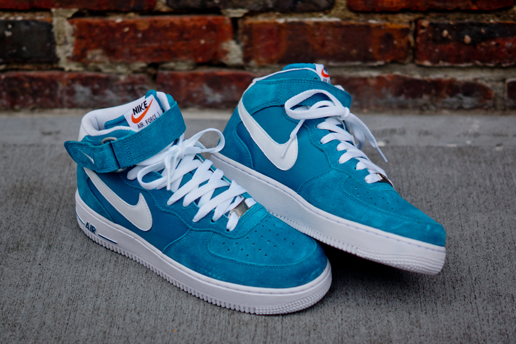 nike air force 1 mid blazer pack