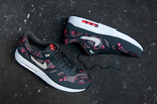"Nike Air Max 1 Premium Tape ""Petra Brown Camo"""