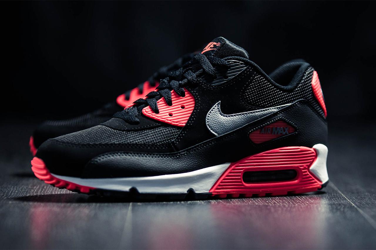 "Nike Air Max 90 Essential ""Infrared"""