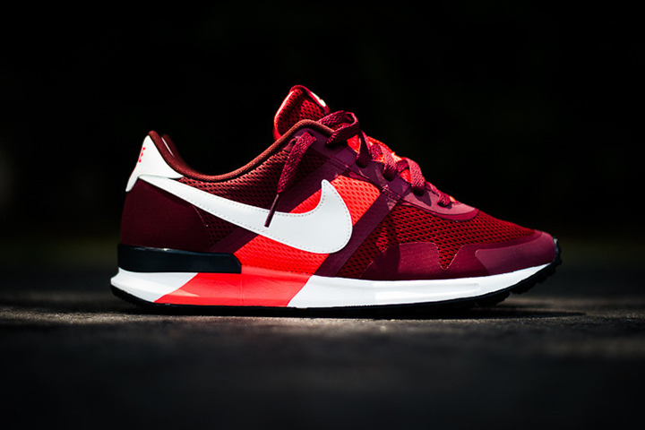 nike air pegasus 83 30 team red atomic red