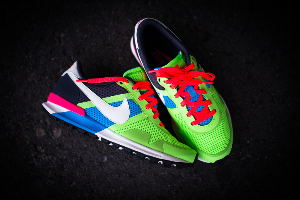 Nike Air Pegasus 83/30 Blue Hero/Flash Lime