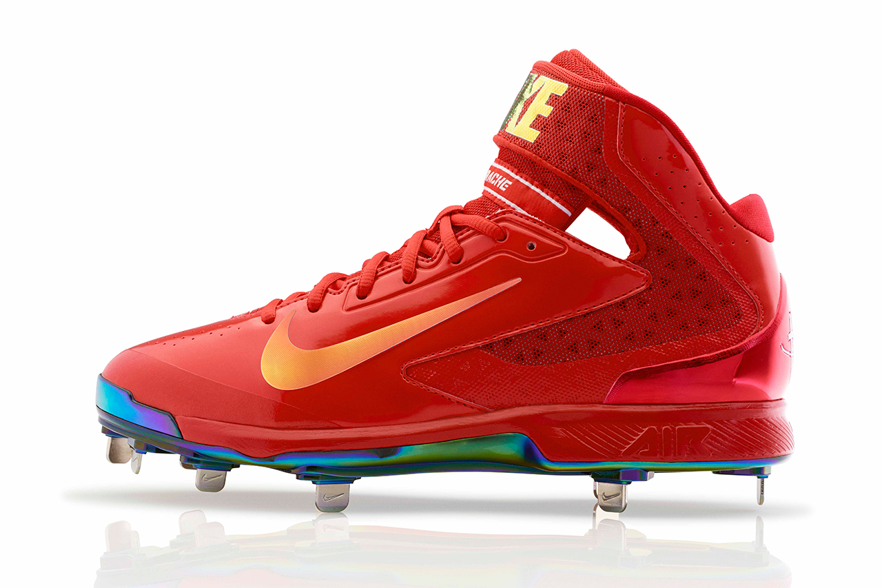 nike baseball 2013 red apple and bright lightsm big city collections