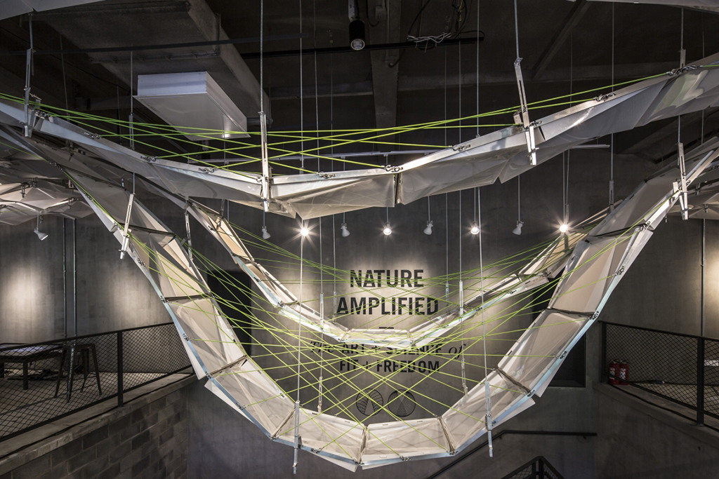 nike celebrates natureamplified at x158