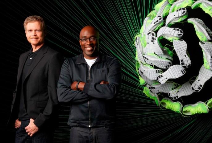 Nike CEO Mark Parker Talks Innovation, Branding and Hyperfeel