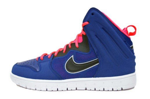 Nike Dunk Free - Deep Royal/Reflective Silver