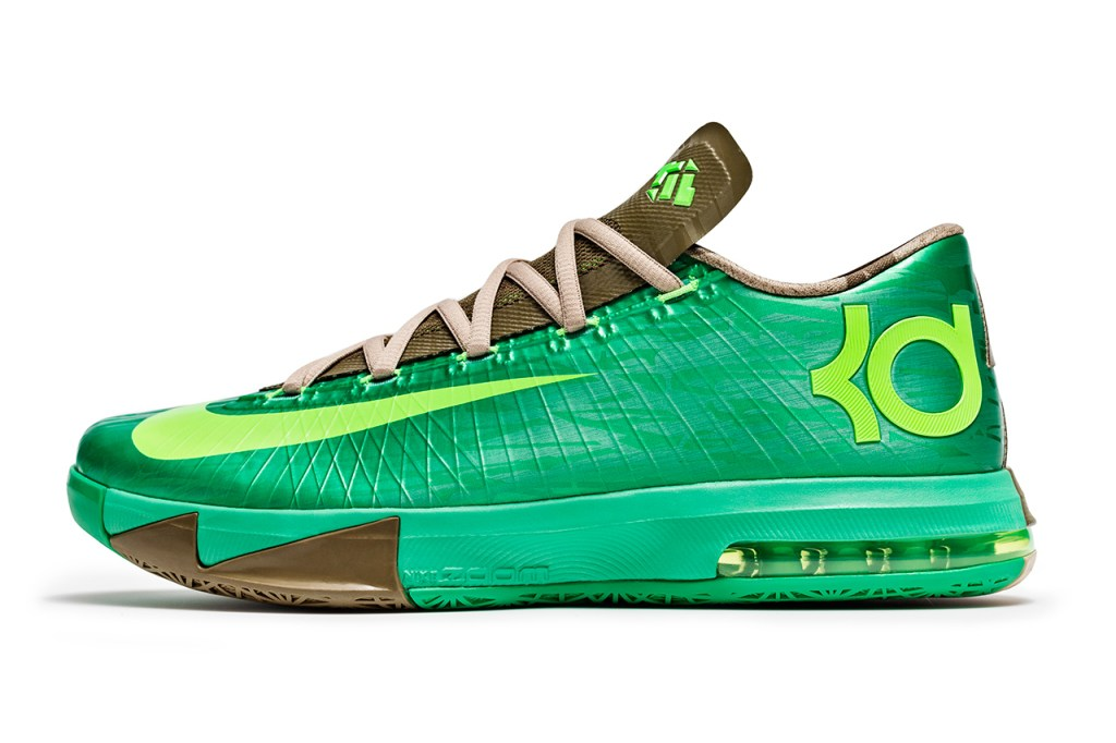 """A Look at the Nike KD VI """"Bamboo"""" Shanghai Launch"""