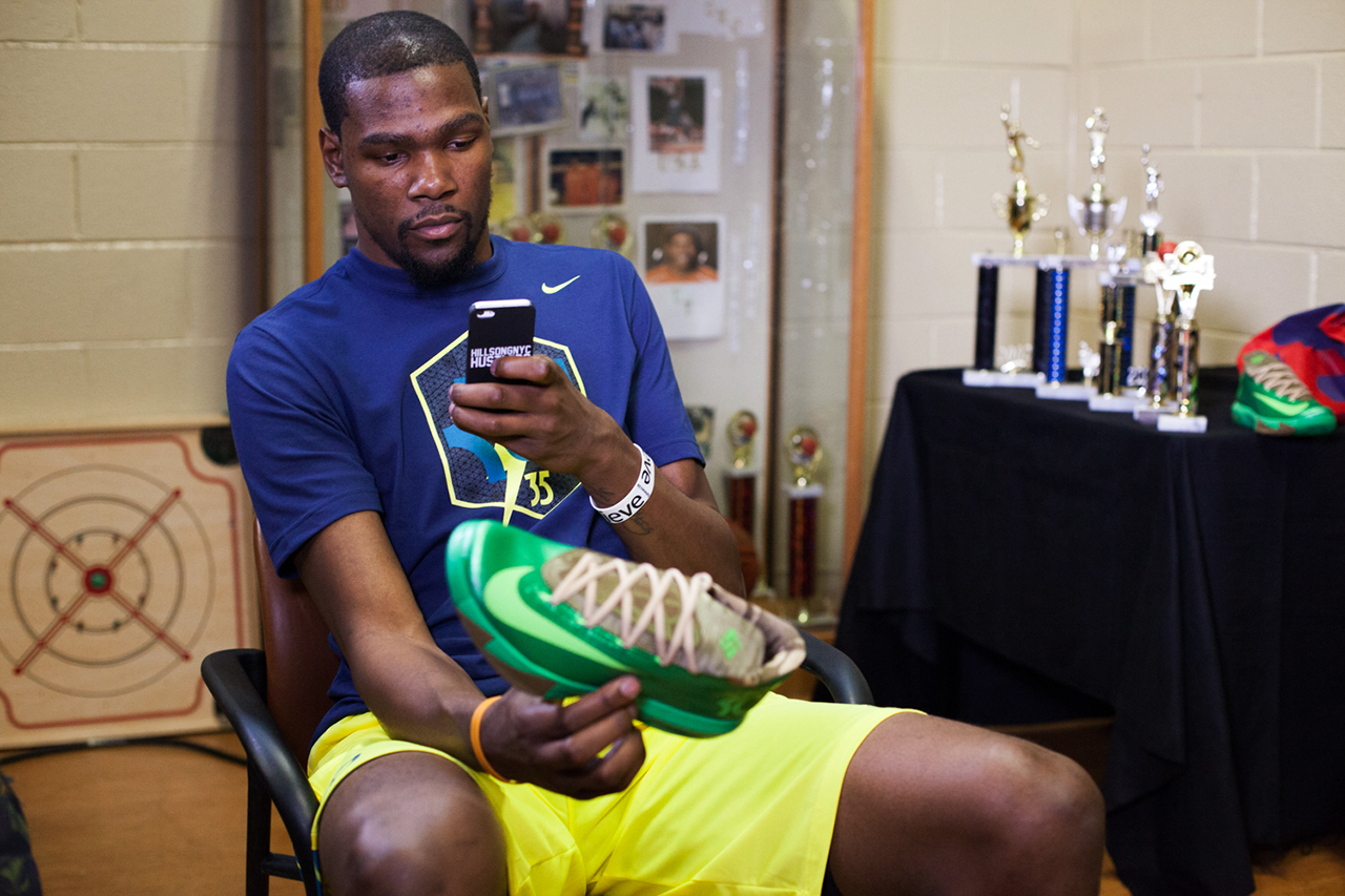 "Nike KD VI ""Bamboo"" Preview"