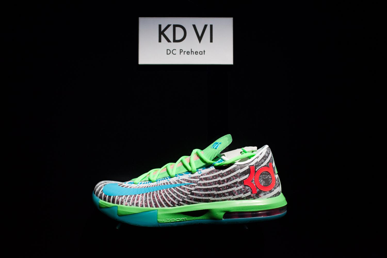 Nike KD VI Launch Event Recap