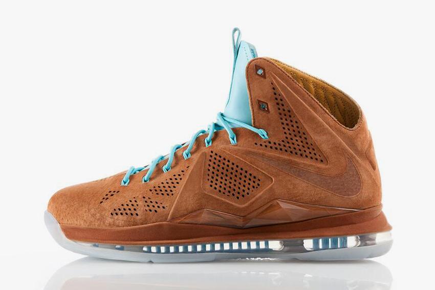 "Nike LeBron X EXT ""Hazelnut"""