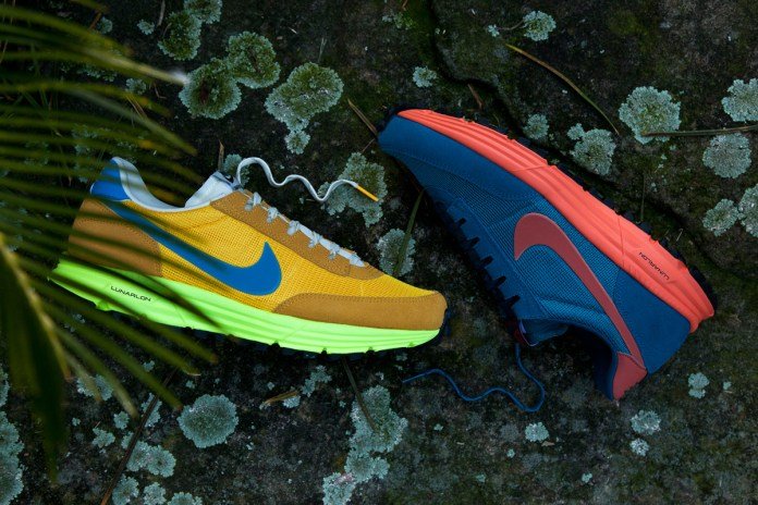 Nike Lunar LDV Trail Low QS