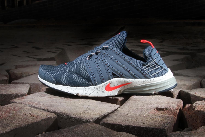 Nike Lunar Presto Armory Slate/Atomic Red