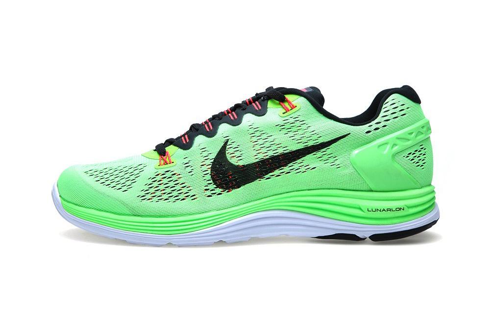 "Nike LunarGlide+ 5 ""Flash Lime"""