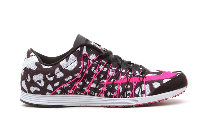 Nike LunarSpider R4 Black/Pink Foil-Pure Platinum