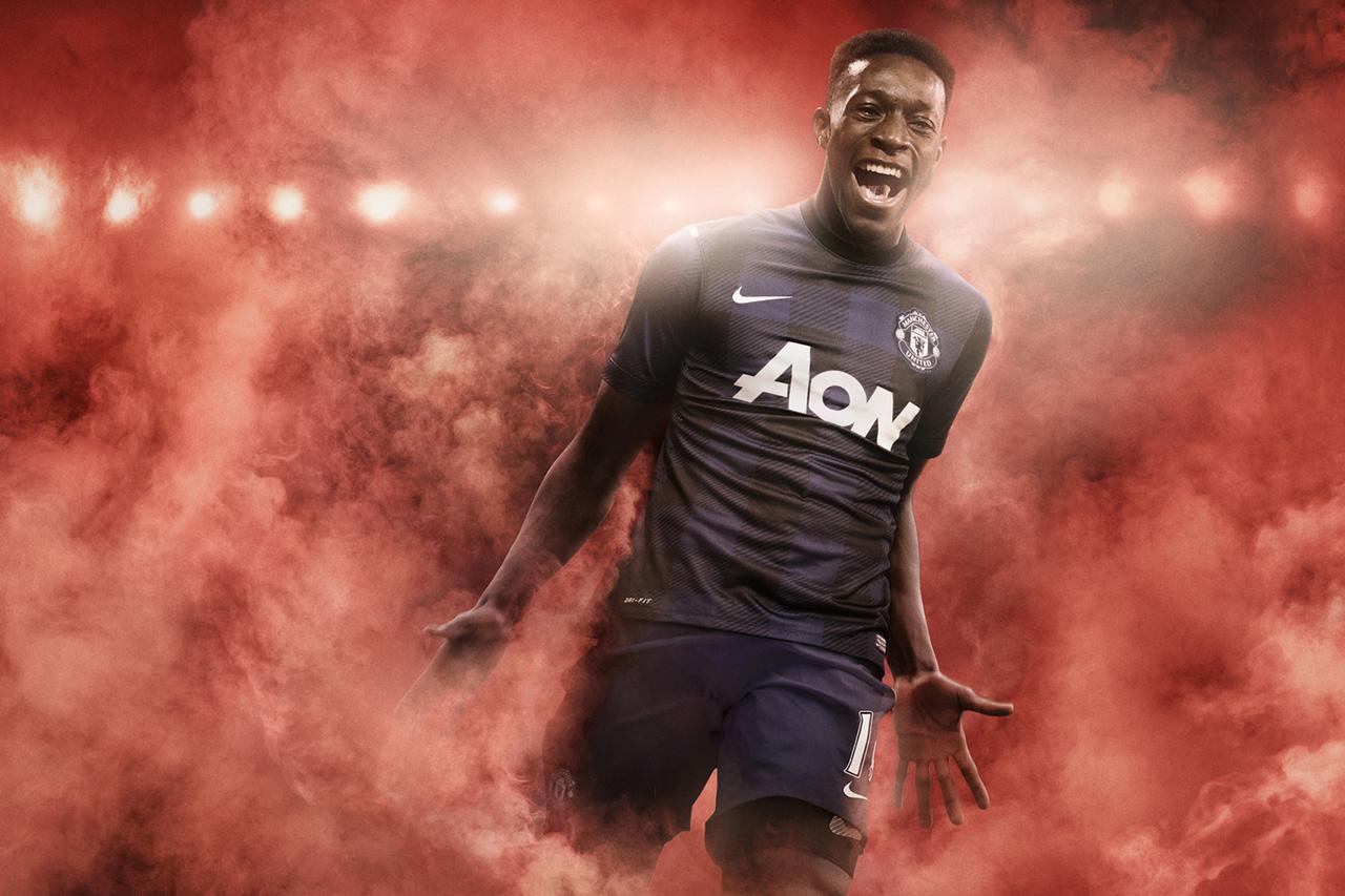 Nike Manchester United 2013-14 Away Kit