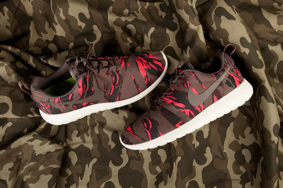 """Nike Roshe Run GPX """"Petra Brown Tiger Camo"""""""