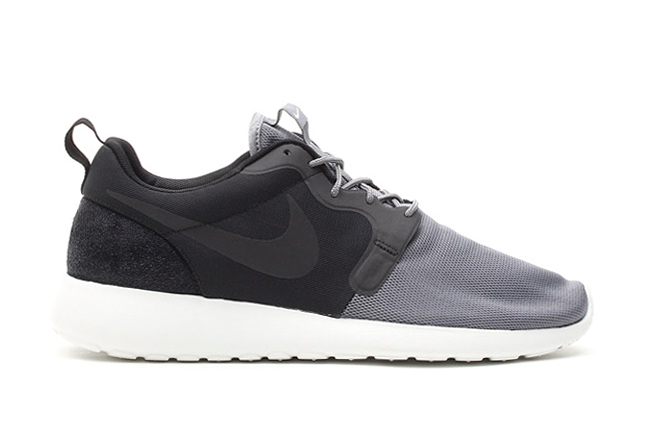 nike roshe run vent black cool grey