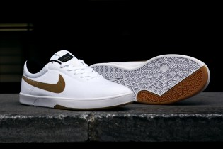 Nike SB Koston SE White/Metallic Gold