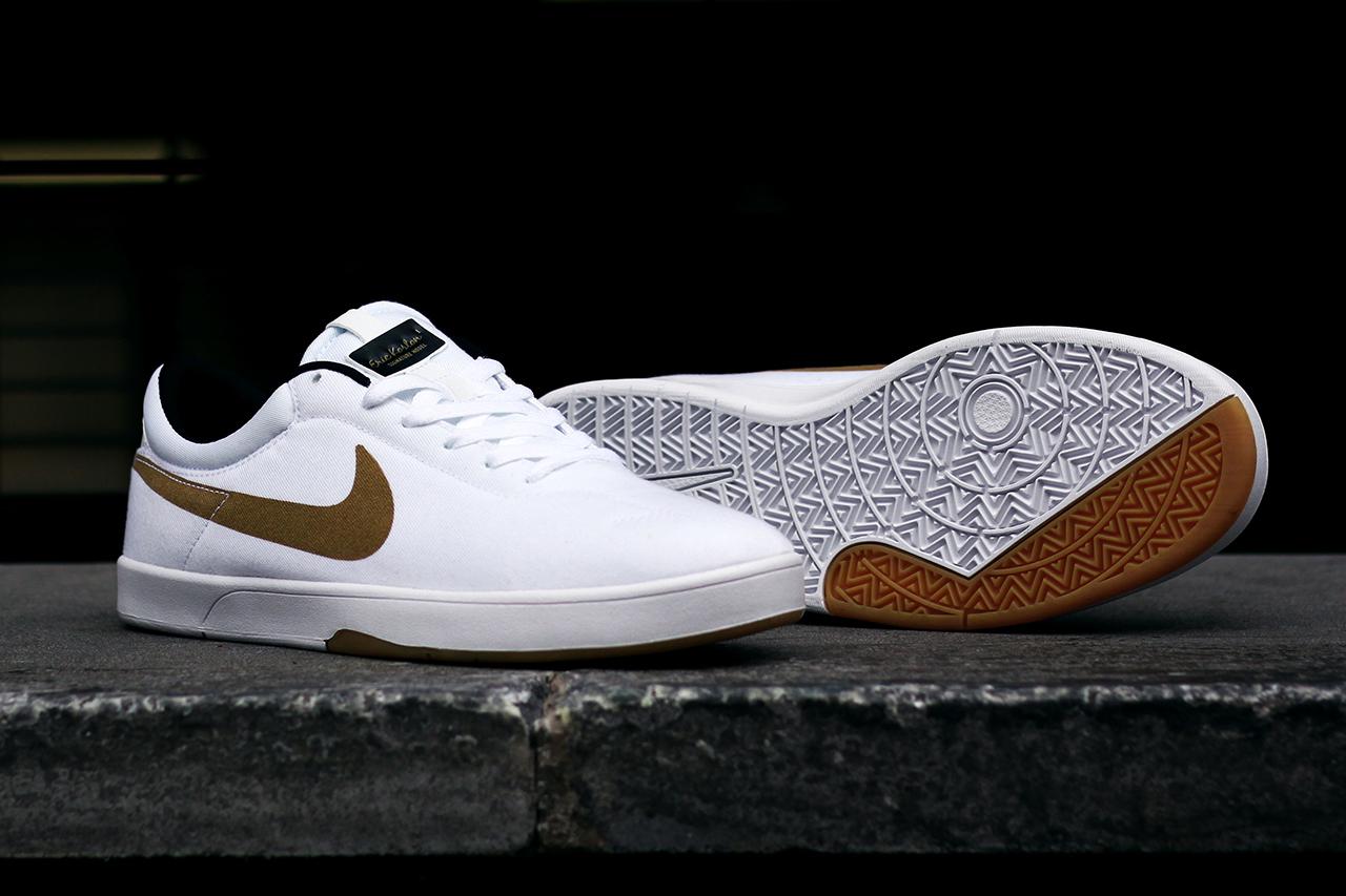 Nike SB Koston SE White/Metallic Gold