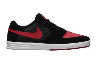 Nike SB Paul Rodriguez 7 Black/University Red-White